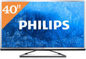 Philips 40PFL4508 - 3D led-tv - 40 inch - Full HD - Smart tv