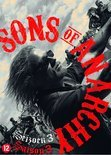 Sons Of Anarchy - Seizoen 3 (Dvd)