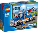 LEGO City Great Vehicles Sleepwagen - 60056