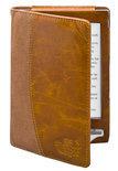 Gecko Covers Luxe Lederen Beschermhoes voor Sony Reader™ Wi-Fi® (PRS-T1) - Bruin