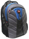 Freecom Wenger SwissGear Rival Backpack - 15.4 inch - Blauw