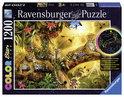 Ravensburger Gouden Luipaarden - Puzzel