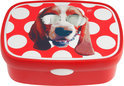 JIP Lunchbox Funky Head Dog