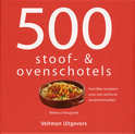 500 stoof- & ovenschotels