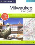 Rand Mcnally Milwaukee Street Guide
