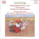 Janacek: String Quartets no 1 & 2, etc/ Vlach Quartet, et al
