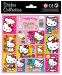 Hello Kitty Stickers - 12 Stuks / 5 Gram