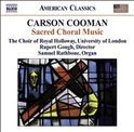 Cooman: Sacred Choral Music
