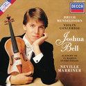 Bruch, Mendelssohn: Violin Concertos / Bell, Marriner, ASMF