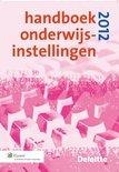 Handboek onderwijsinstellingen / 2012