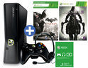 Xbox 360 Slim 250GB + 1 Controller + 2 games + 1 Maand Xbox Live Gold