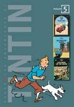 Adventures Of Tintin 3 Complete Adventures In One Volume