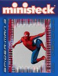 Ministeck Spider-Man Hanging Red 1750-delig
