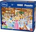 Disney Tearoom Puzzel