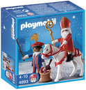 Playmobil Sinterklaas en Zwarte Piet - 4893