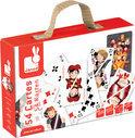 Kaartspel met 54 kaarten