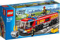 LEGO City Great Vehicles Luchthaven Brandweerwagen - 60061