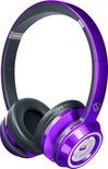 Monster N-Tune Candy Purple - On-ear koptelefoon - Paars