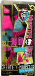Monster High Create A Monster Design Color me Creepy