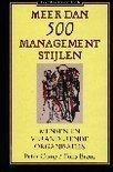 Meer dan 500 managementstijlen / druk 1