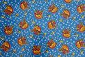 Atelier Du Baj Pineapple Blue Tafelzeil - 250 x 120 cm