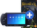 PSP Value Pack - Zwart & MediEvil