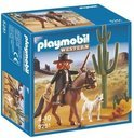 Playmobil Sheriff te Paard - 5251