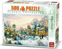 Jumbo Puzzel - Winter Village
