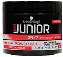 Junior Powerstyling Mega Power - 150 ml - Gel