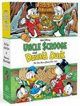 Walt Disney Uncle Scrooge and Donald Duck