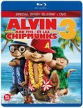 Alvin And The Chipmunks 3 (Blu-ray+Dvd)