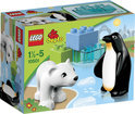 LEGO Duplo Ville Dierentuinvrienden