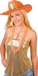 Vilthoed Donna - Oranje