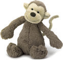 Jellycat Bashful Aap Small