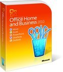 Microsoft Office Home and Business 2010German PC Attach Key 1 License PKC Microcase