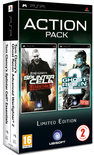 Splinter Cell Essentials + Ghost Recon Advanced Warfighter 2