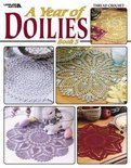 A Year Of Doilies, Book 5 (Leisure Arts #3706)