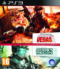 Rainbow Six: Vegas 2 + Ghost Recon Advanced Warfighter 2