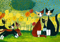Heye Puzzel - Rosina Wachtmeister: All Together