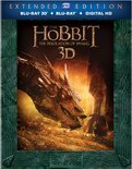 The Hobbit 2: The Desolation of Smaug (Extended Edition) (3D Blu-ray)