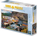 Nusfjord Puzzel