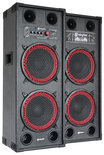 SkyTec SPB-210 PA Actieve Speakerset 2x 10