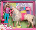 Barbie & Paard
