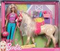 Barbie en Paard