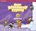 Our Discovery Island Audio CD5
