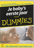 Je baby&#39;s eerste jaar voor Dummies
