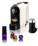 Krups Nespresso Apparaat U Bundle Pure Cream XN2511