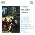 Verdi: Il Trovatore / Humburg, Frusoni, Longhi, et al