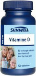 Sunwell Vitamine D10 - 120 Tabletten