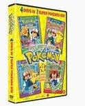 Pokemon - Beste van (4DVD)